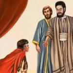 Pierre et le centurion