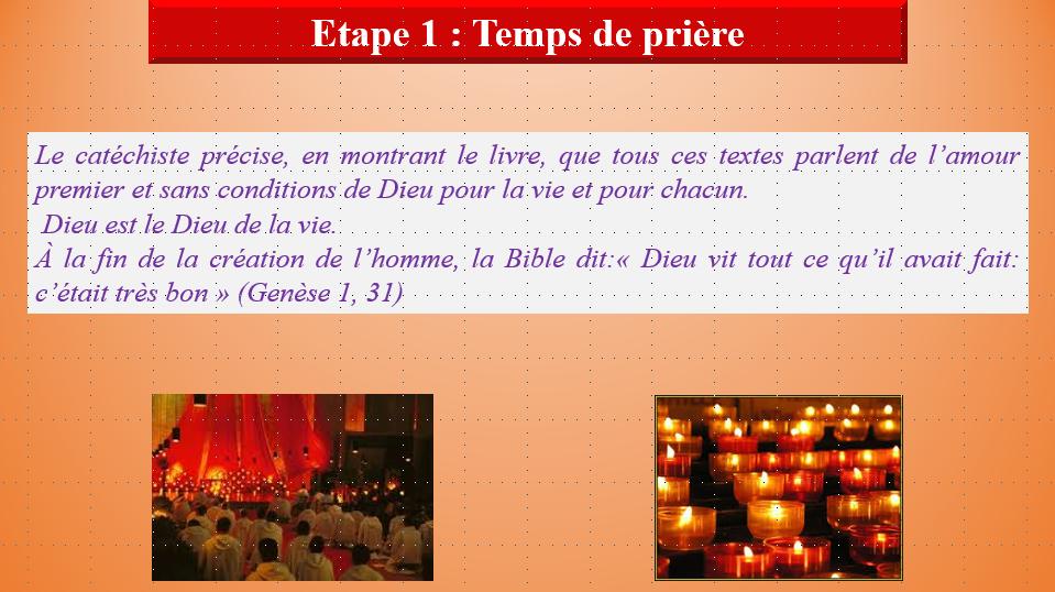 Temps de priere 1