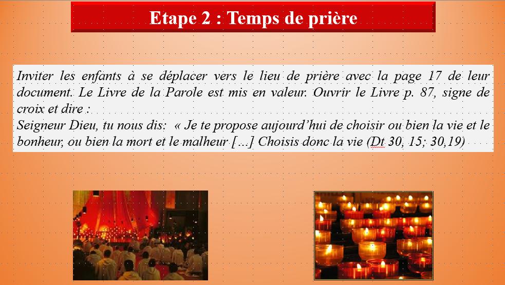 Temps de priere 2